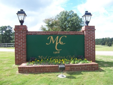 mid carolina golf club